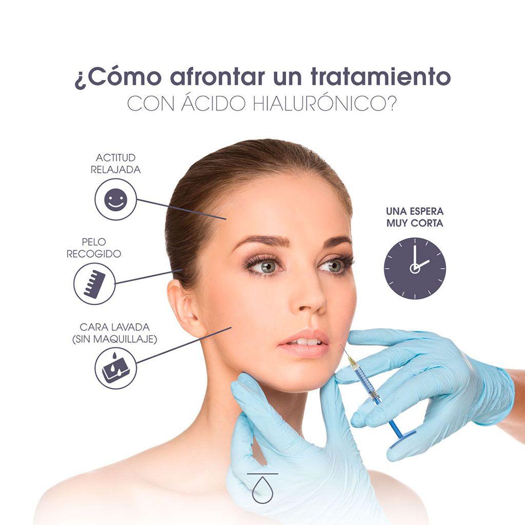 tratamiento con acido hialuronico para la piel